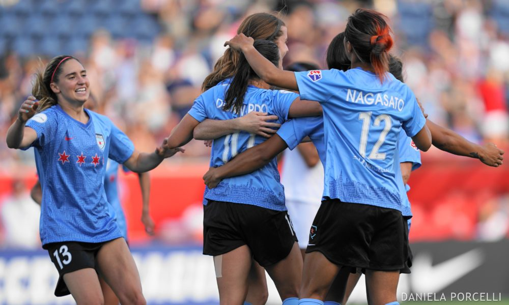 NWSL Sunday: Red Stars jump to second with win over Sky Blue