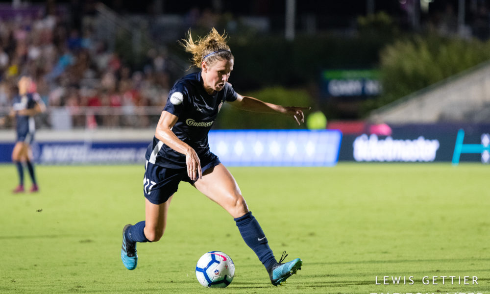 NWSL Mid-Week 22 Preview
