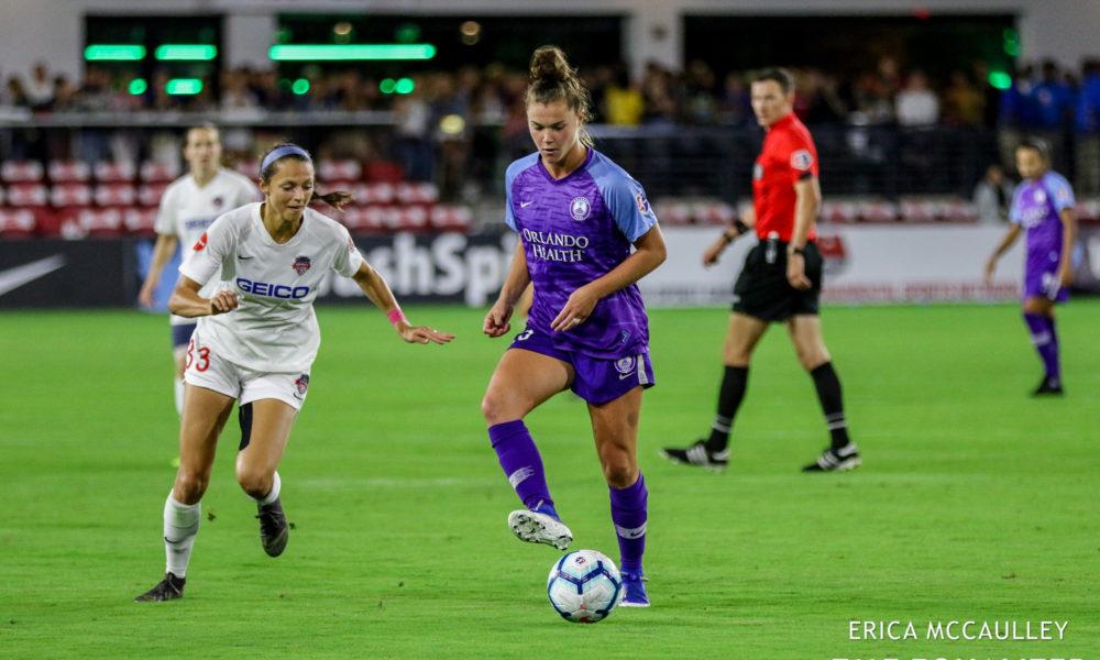 NWSL Saturday: Washington puts up three goals, earns three points