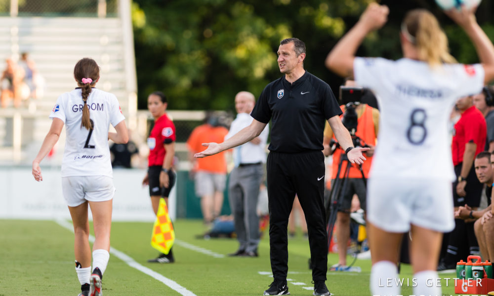 NWSL Saturday: Reign draw, settle for No. 4 seed