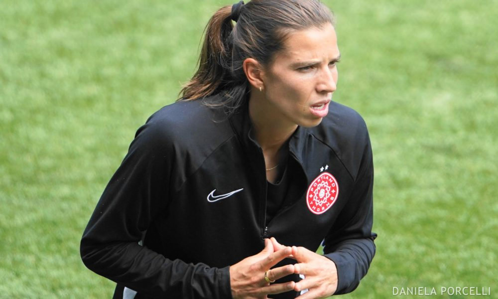 Tobin Heath-Casey Short match-up could determine Thorns-Red Stars semifinal