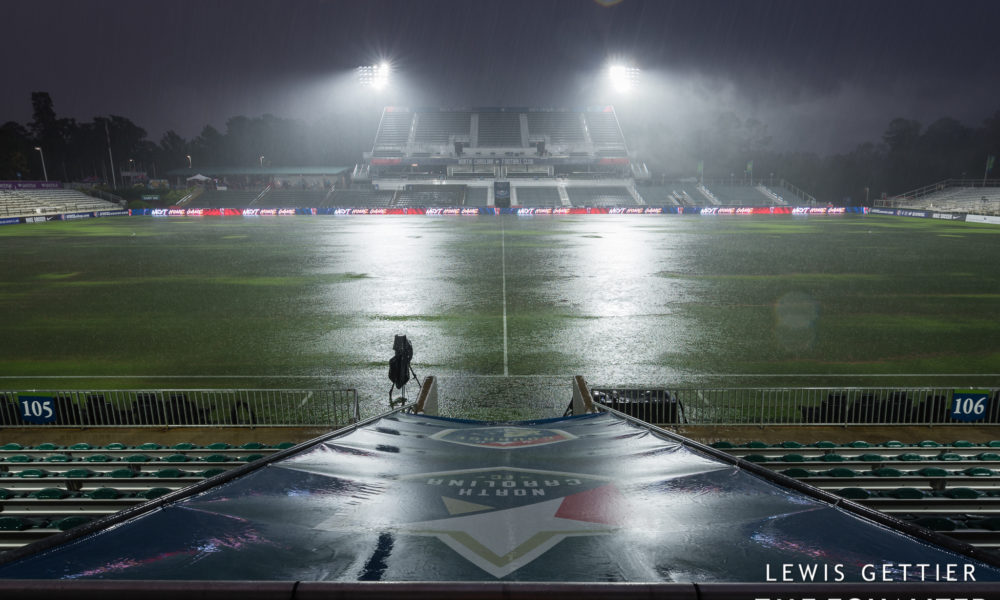 The NWSL has a weather problem that isn't going away