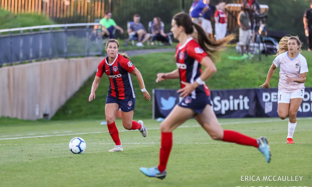 Ten players earn first USWNT call-up for December identification camp