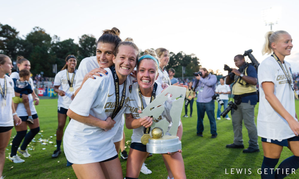 Denise O'Sullivan signs multi-year contract to remain with NC Courage