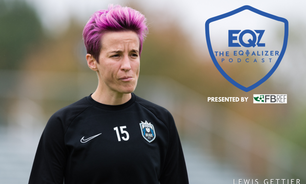 The Equalizer Podcast, Episode 87: Lyon's NWSL Reign
