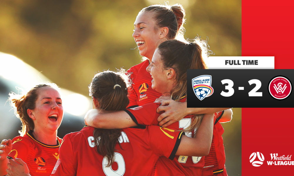 Westfield W-League Review, Week 11: Mallory Weber leads Adelaide to first win
