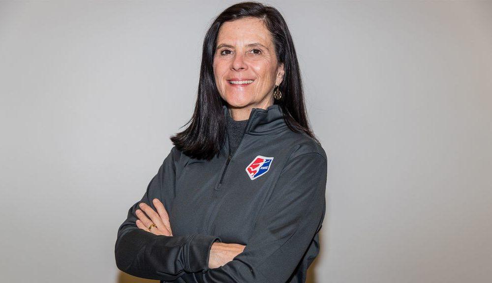 Lisa Baird named NWSL commissioner