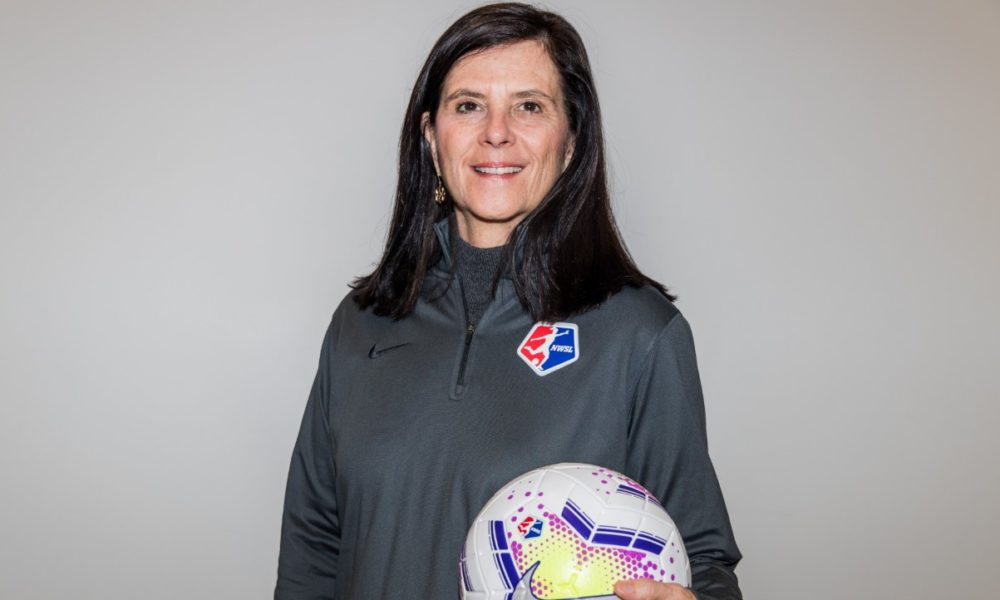 Among Lisa Baird's crucial tasks is uniting diverse group of NWSL owners