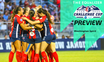 Washington Spirit NWSL Challenge Cup