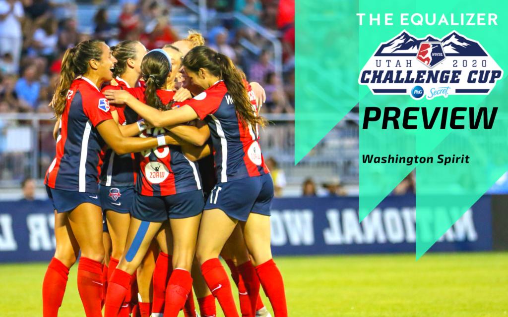 Washington Spirit NWSL Challenge Cup