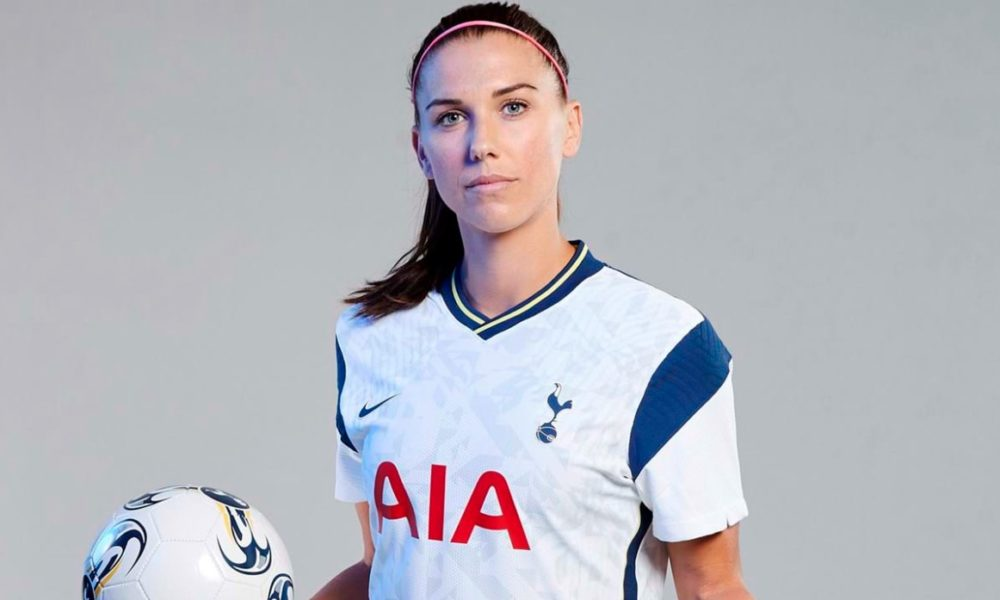 What Will Alex Morgan Bring To A Developing Tottenham Squad Equalizer Soccer