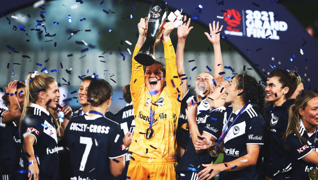 Photo: Westfield W-League.