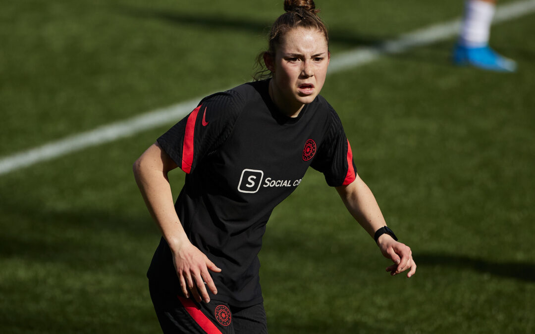 Olivia Moultrie wins preliminary injunction against NWSL's age rule