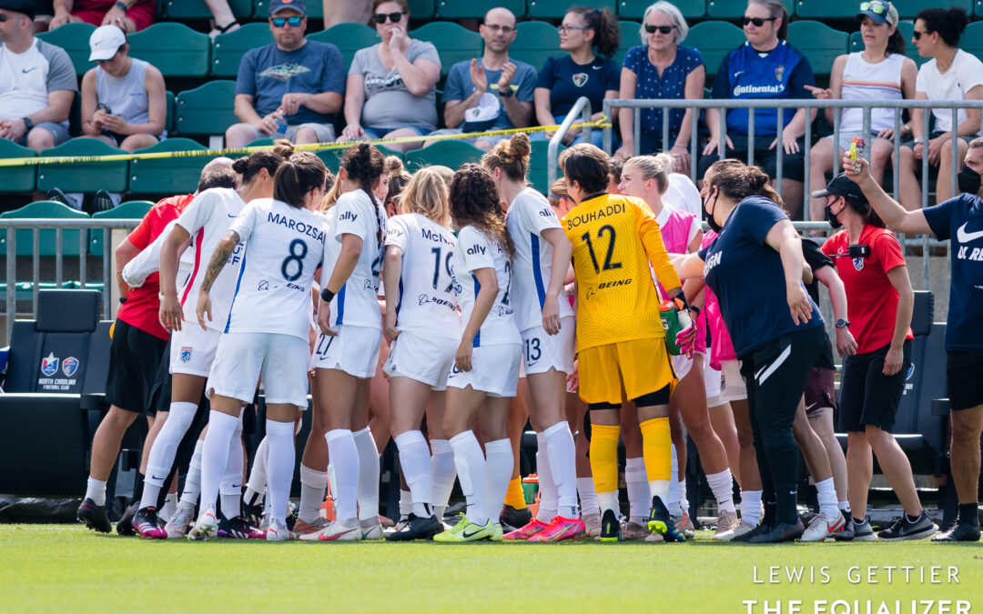 NWSL Results: OL Reign gets confidence-boosting win over Chicago, 2-0