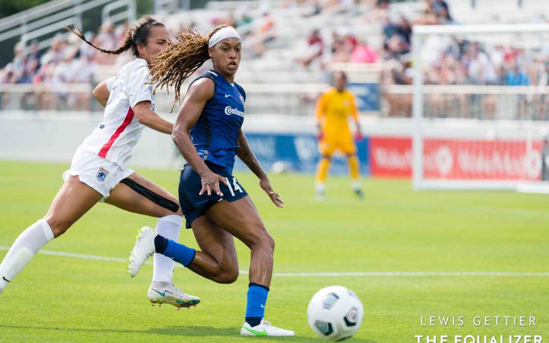 NWSL Results: NC Courage defeat Reign 2-1, Red Stars and Spirit draw 1-1