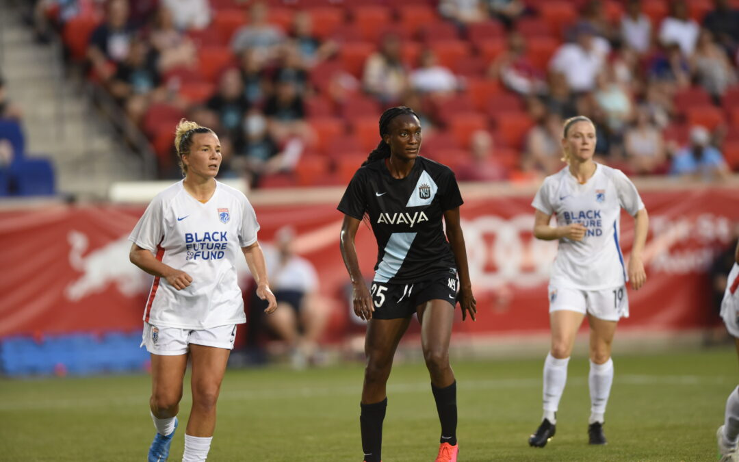 NWSL Results: Thorns score three against Racing; Gotham holds off Reign; Red Stars outwit Courage