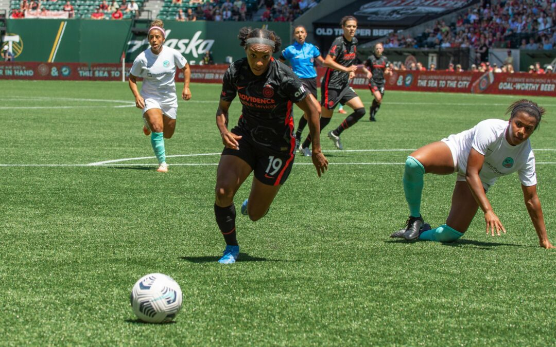 NWSL Results: Thorns prevail over Kansas; Salmon lifts Louisville over Houston; Late Orlando equalizer saves point against Gotham
