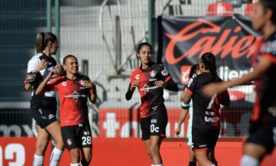 Liga MX Femenil Alison Gonzalez Atlas