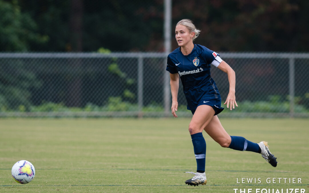 Dash acquire USWNT defender Abby Dahlkemper for short-term