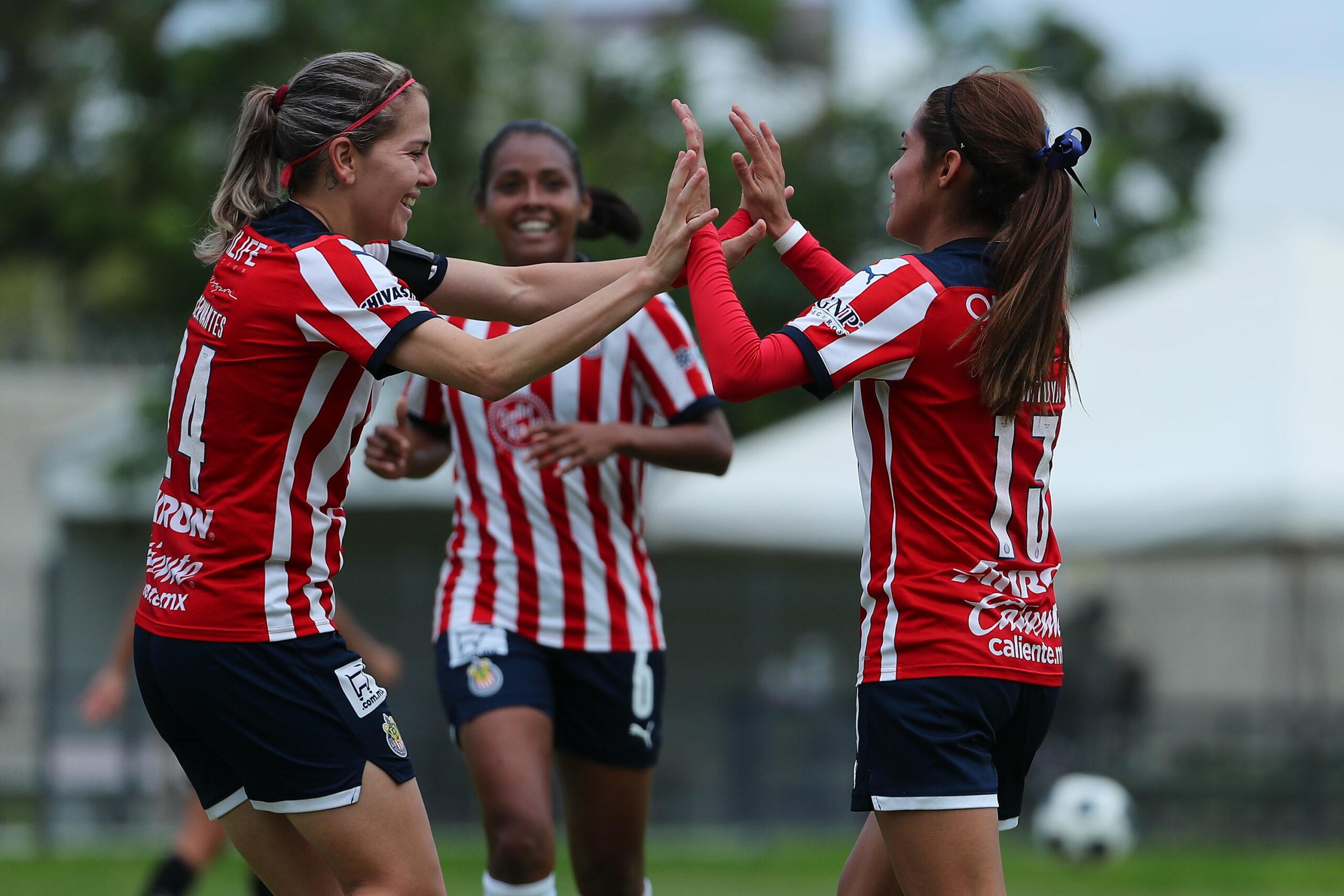 Chivas Femenil Liga MX Femenil Apertura