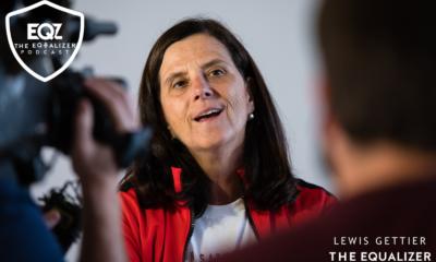 NWSL commissioner Lisa Baird