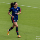 U.S. women's national team forward Christen Press