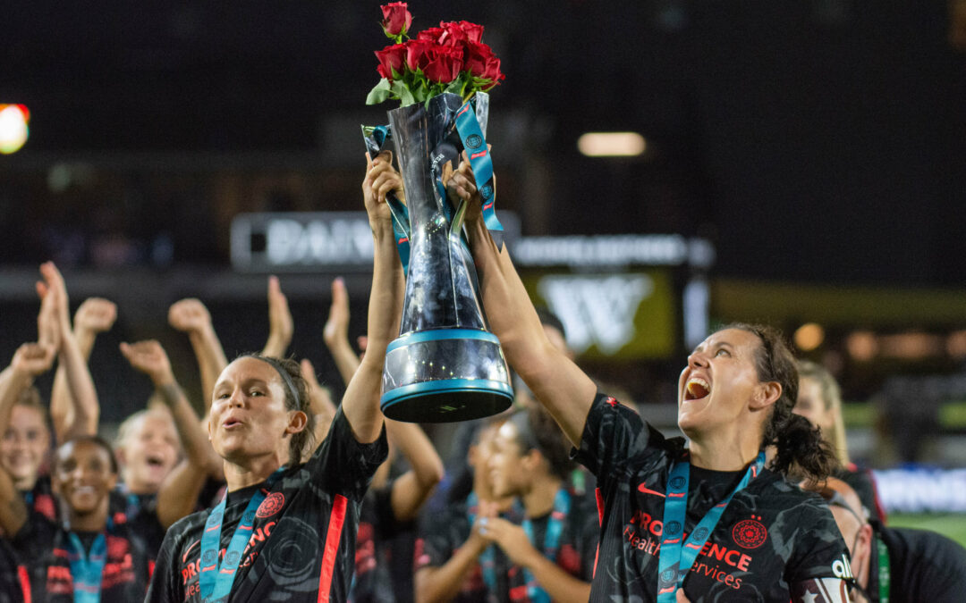 Thorns' win over Lyon embodies all their lofty aspirationsExtra