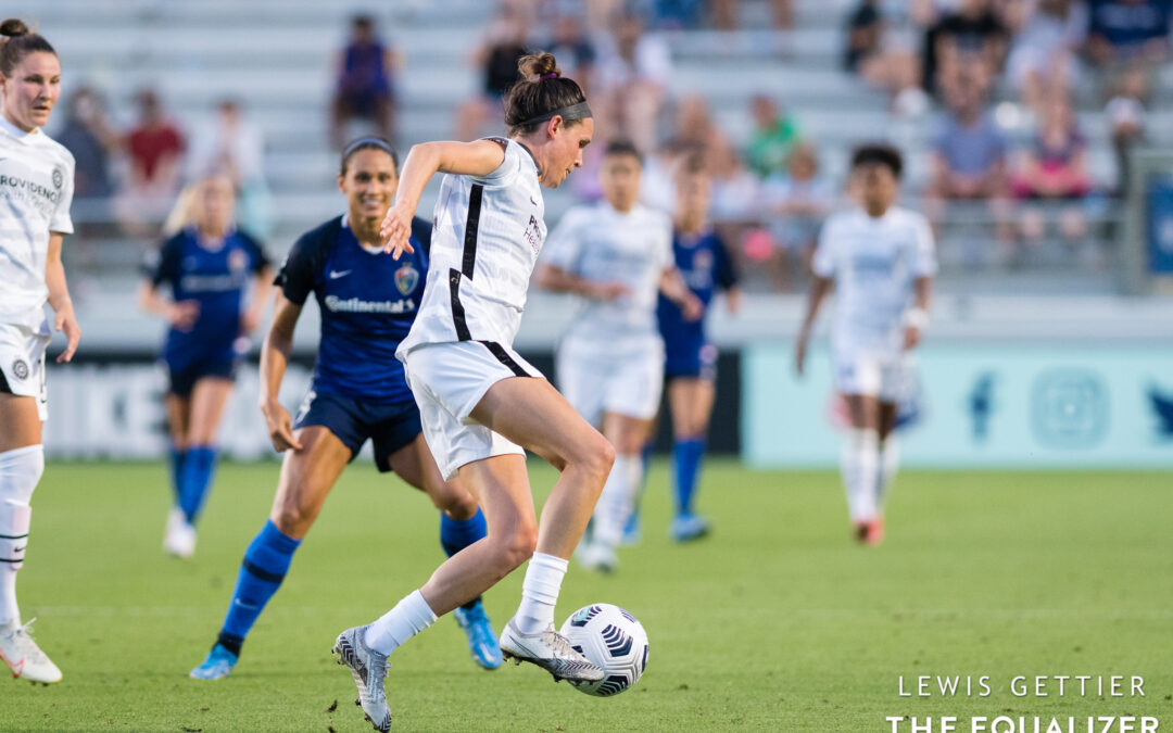 NWSL Results: Thorns' first win in NC boosts Shield hopes