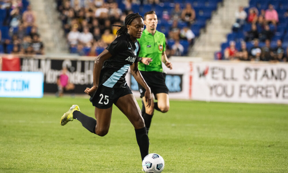 NWSL Results: Gotham score three in win over Courage