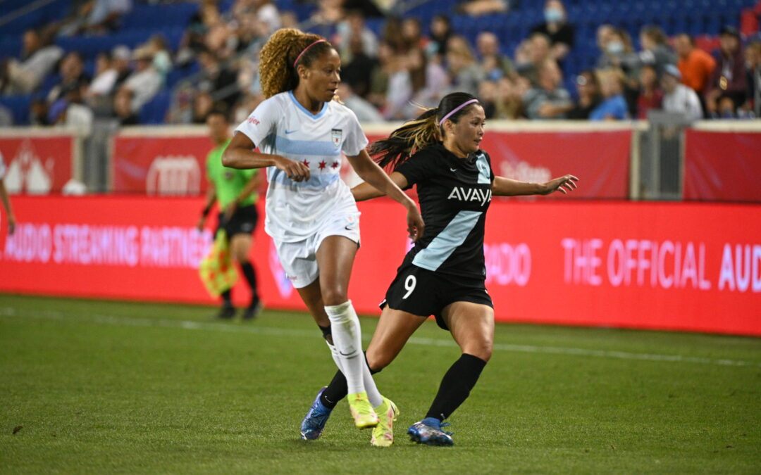 NWSL Results: Red Stars dominate but draw Gotham