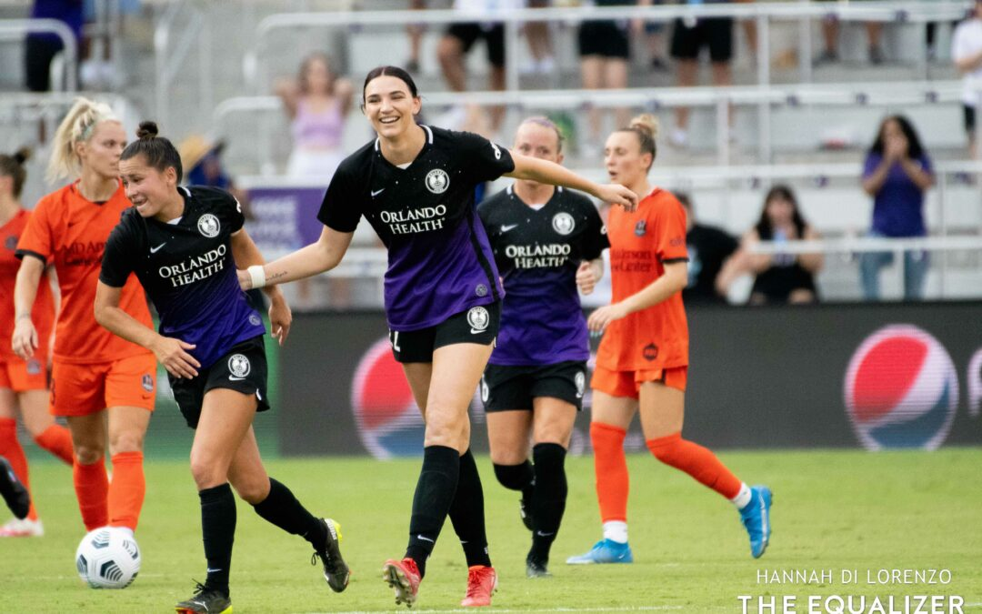 NWSL Results: Pride-Dash, Courage-KC end in draws